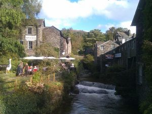 Giggling Goose Cafe, Ambleside