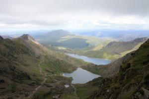 Mount Snowdon, Gipfel