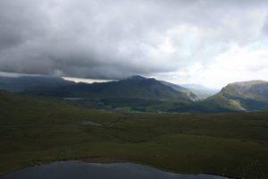 Vom Mount Snowdon