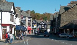 Windermere, The Lake District, Cumbria
